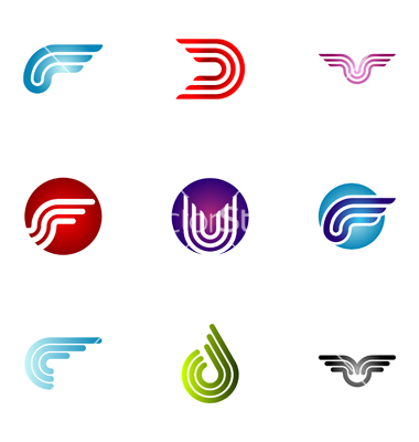 Free Logo Design Elements Vector