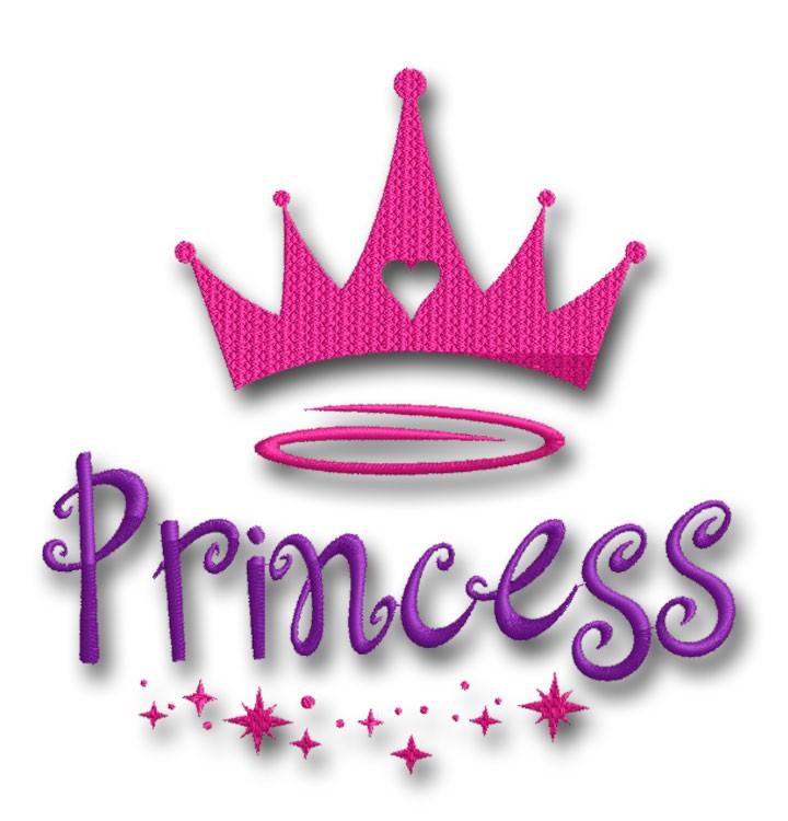 Free Machine Embroidery Princess Designs