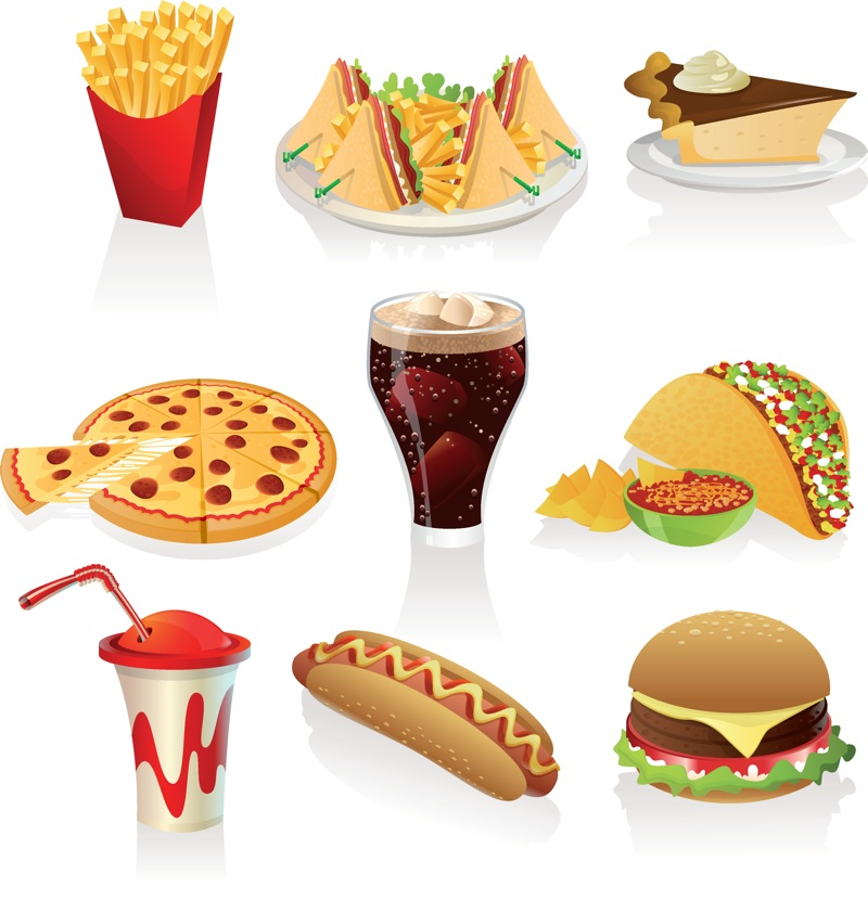 18 Free Food Vector Art Images