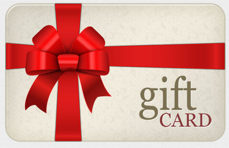 14 Gift Card PSD Images