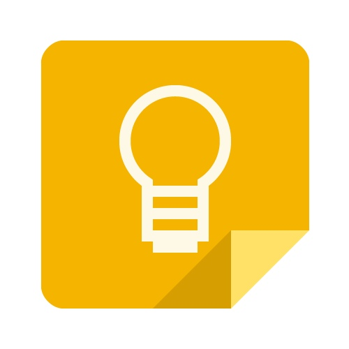 Google Keep App Icon