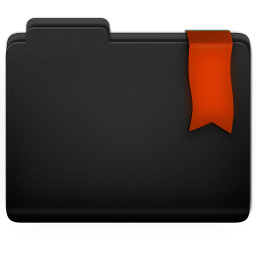 Green File Folder Icon