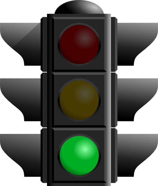 7 Stop Light Icon Images