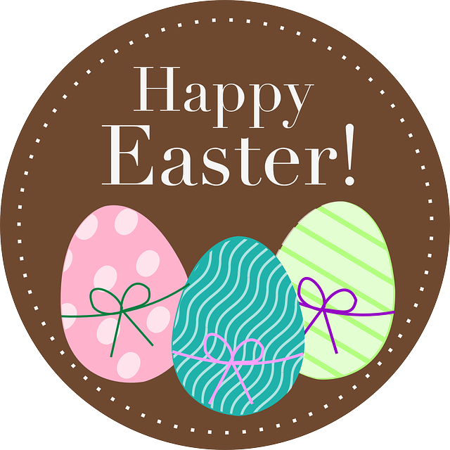 Happy Easter Egg Clip Art