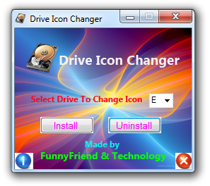7 Drive Icon Changer Images