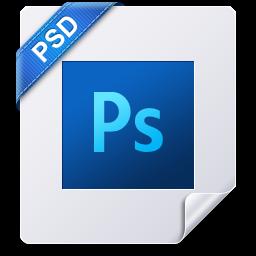 Icon PSD File