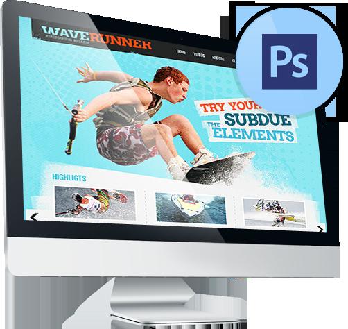 Photoshop PSD Templates