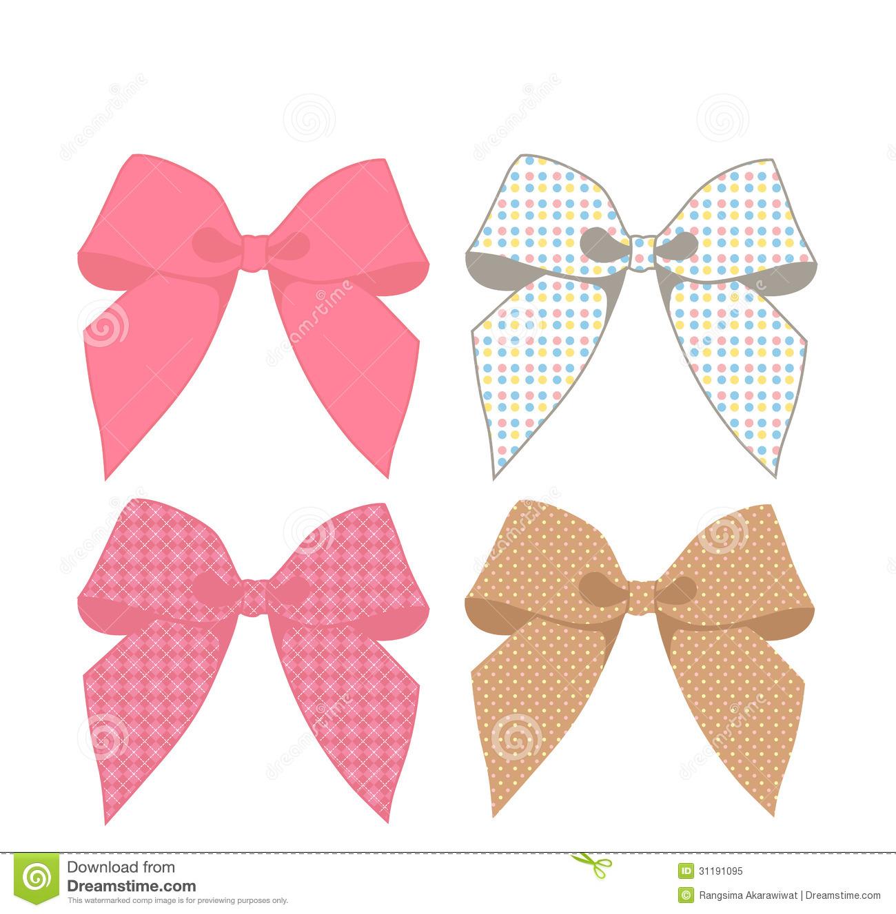 Pink Cancer Ribbon Vector