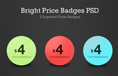 13 Blank Badge PSD Images - Blank Seal Templates, Blank ...