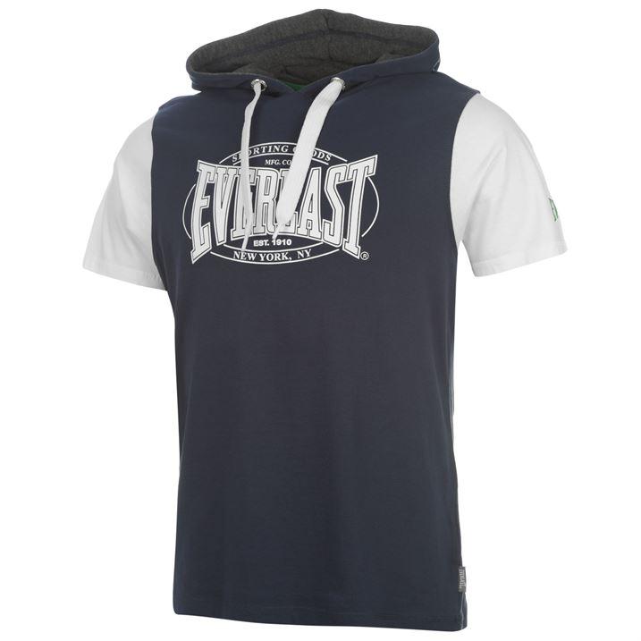 Short Sleeve Hooded Tee Shirts