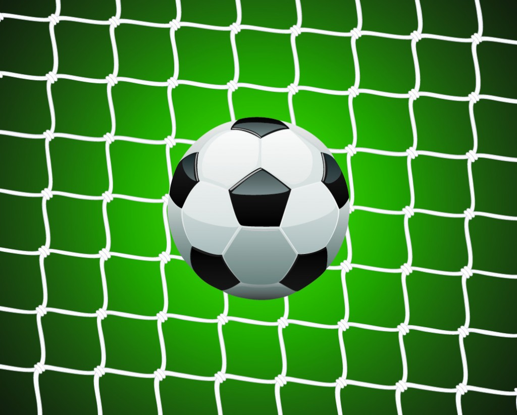12 Free Soccer Vector Art Images