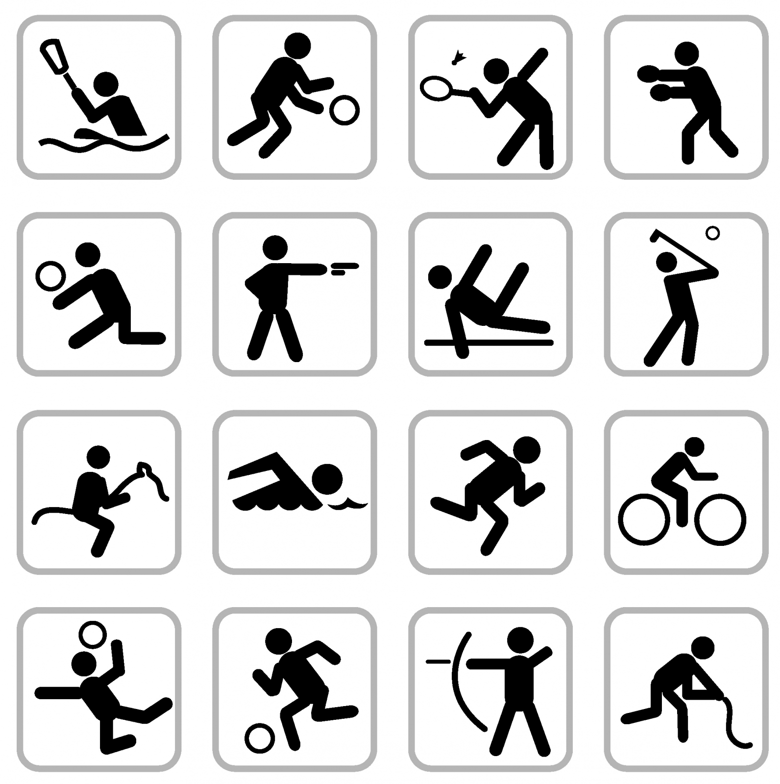 Sports Symbols 2812717 Academia Salamancafo