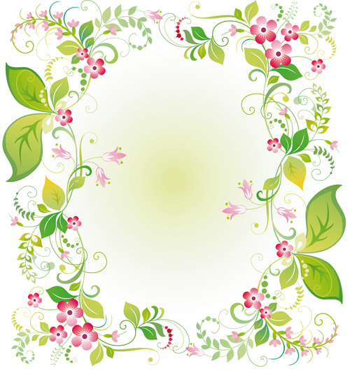 16 Garden Frame Vector Free Images