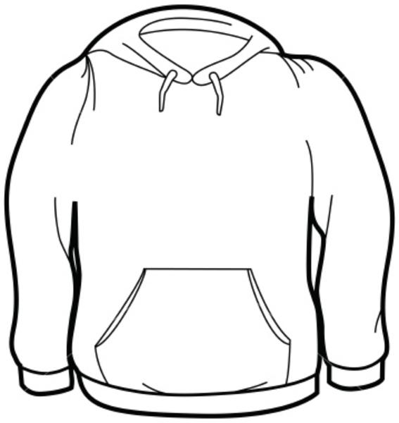 Sweatshirt Clip Art Free