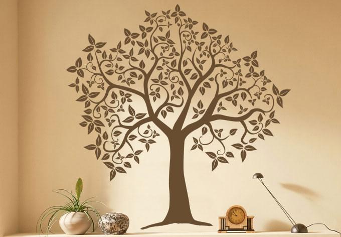 18 Decorative Tree Design Images Decorative Tree Wall