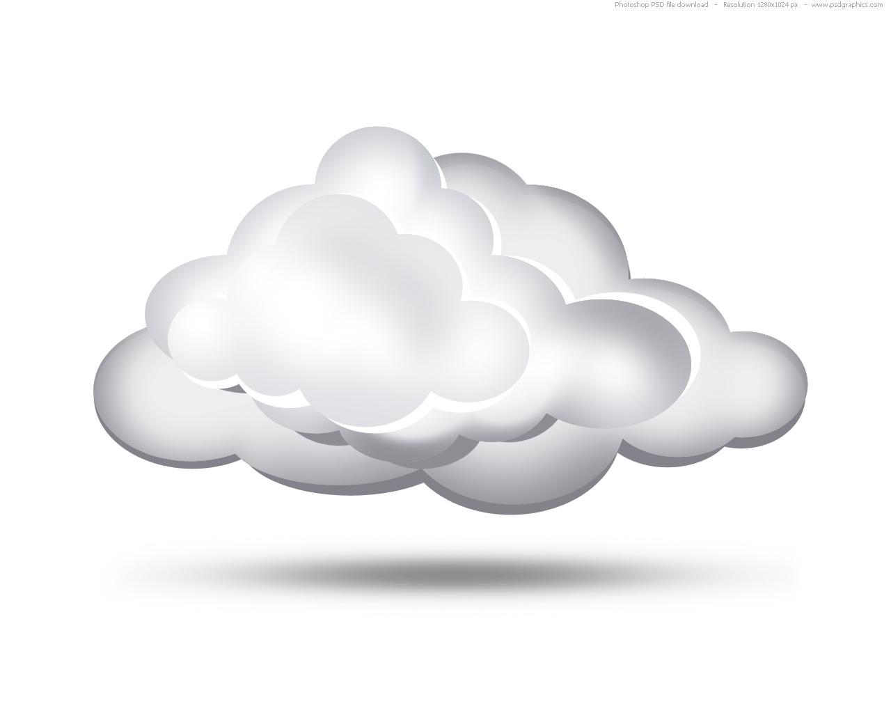 15 Color Cloud Icon Images