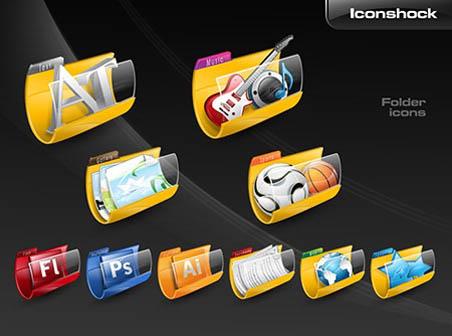 Windows 7 Folder Icons Free Download