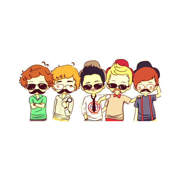 1D Cartoon Tumblr