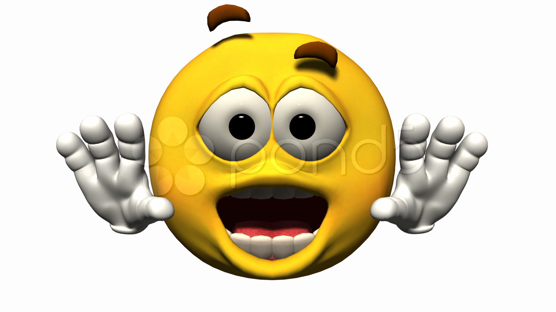 3D Animated Emoticons Same Time