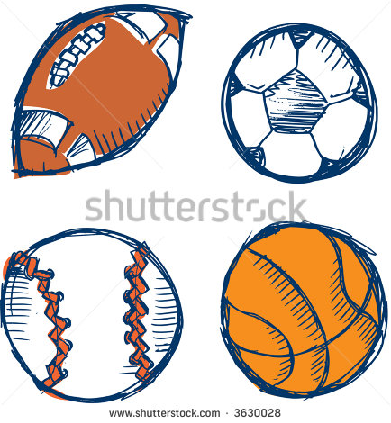All Sport Logo Vector Art