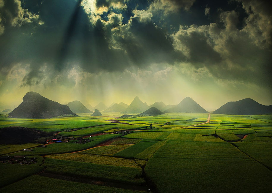 Amazing Asian Landscapes