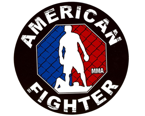 American Fighter Logo Template