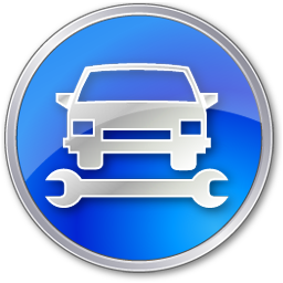 10 Car Repair Shop Icon Images
