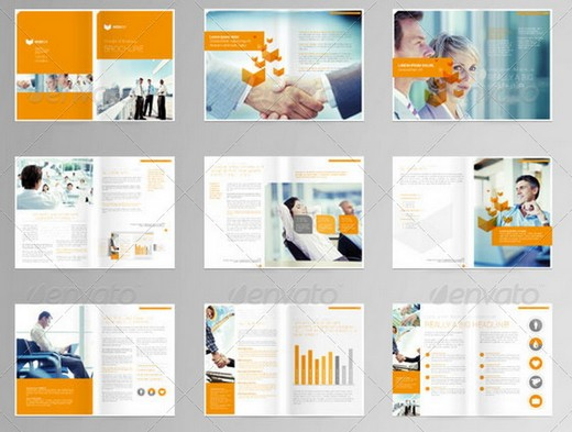 Brochure Layout Templates