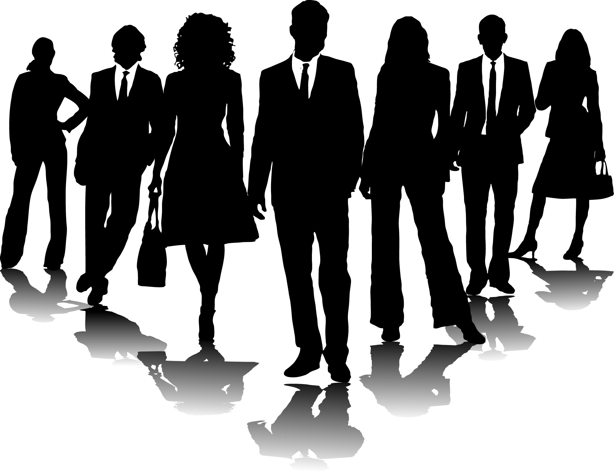 12 Business People Graphics Free Images