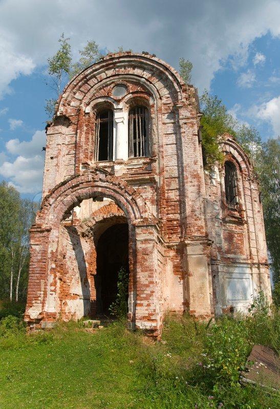 Byzantine Architecture Churches