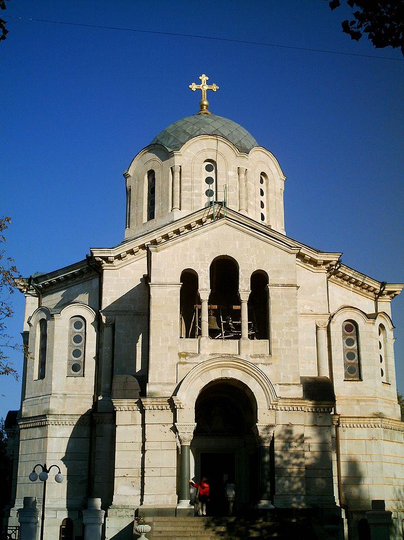 Byzantine Architecture Russia