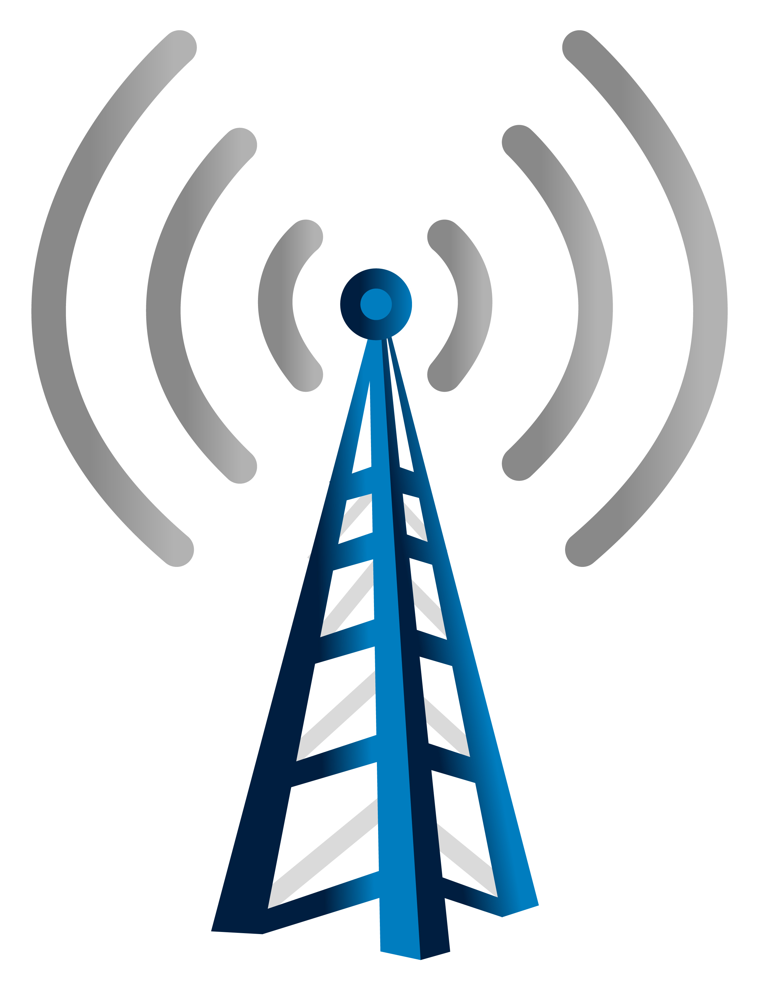 16 Wireless Cell Tower Icon Images