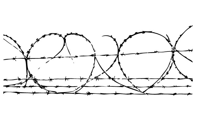 11 barbed wire vector shirt images