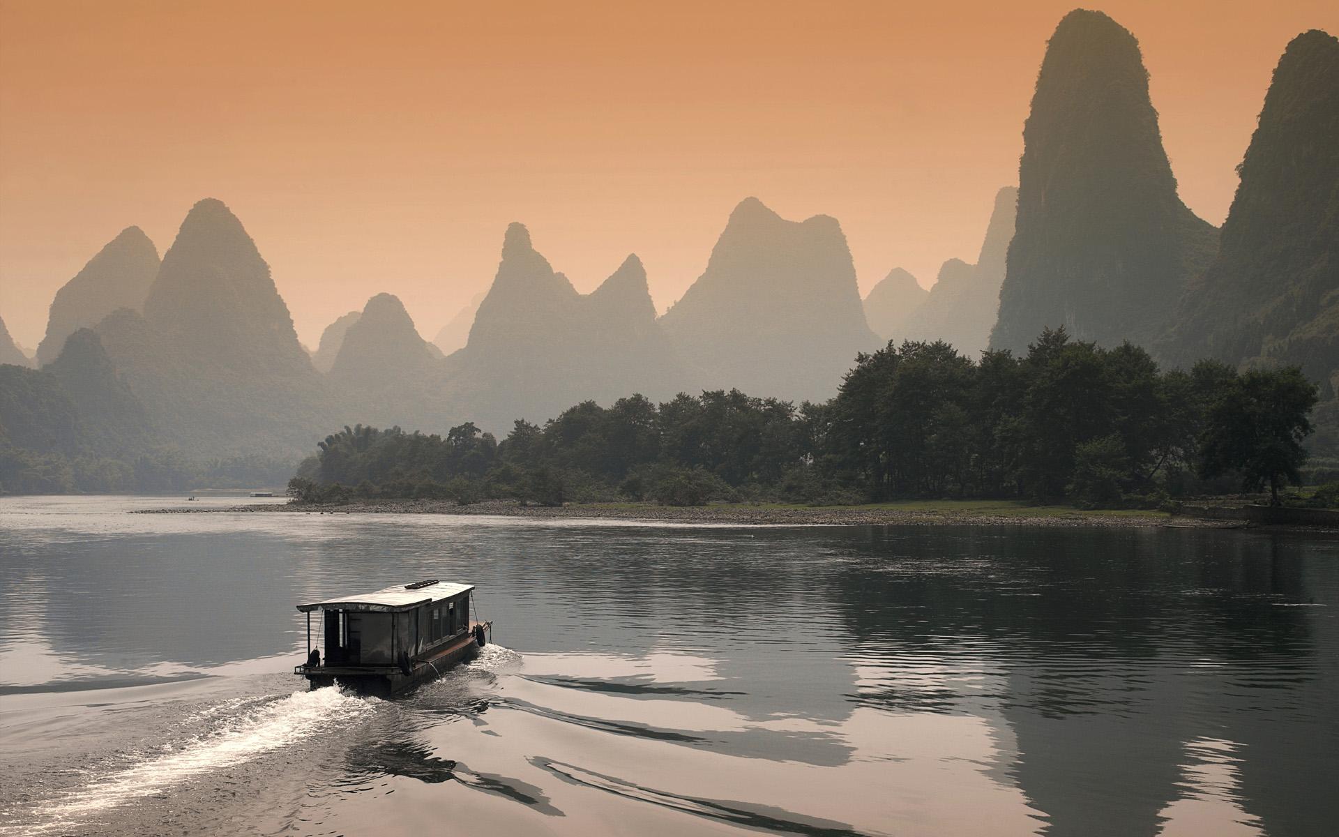 China Landscape Chinese