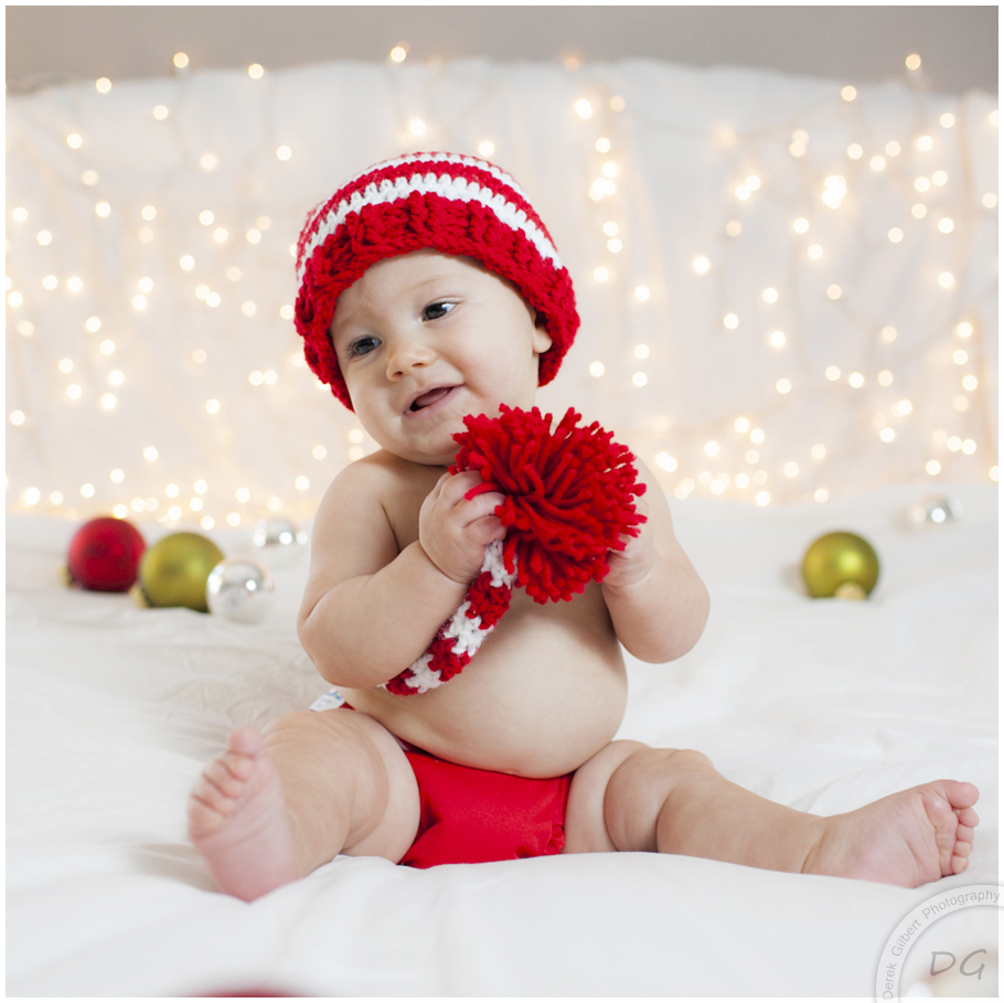 Christmas Photography Babies
