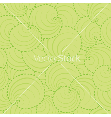 Circle Leaf Pattern
