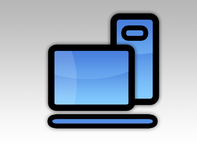 Computer Graphic Icon