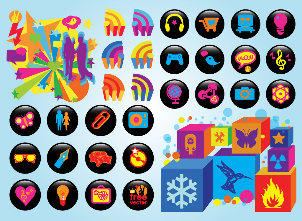 Cool Icon Packs