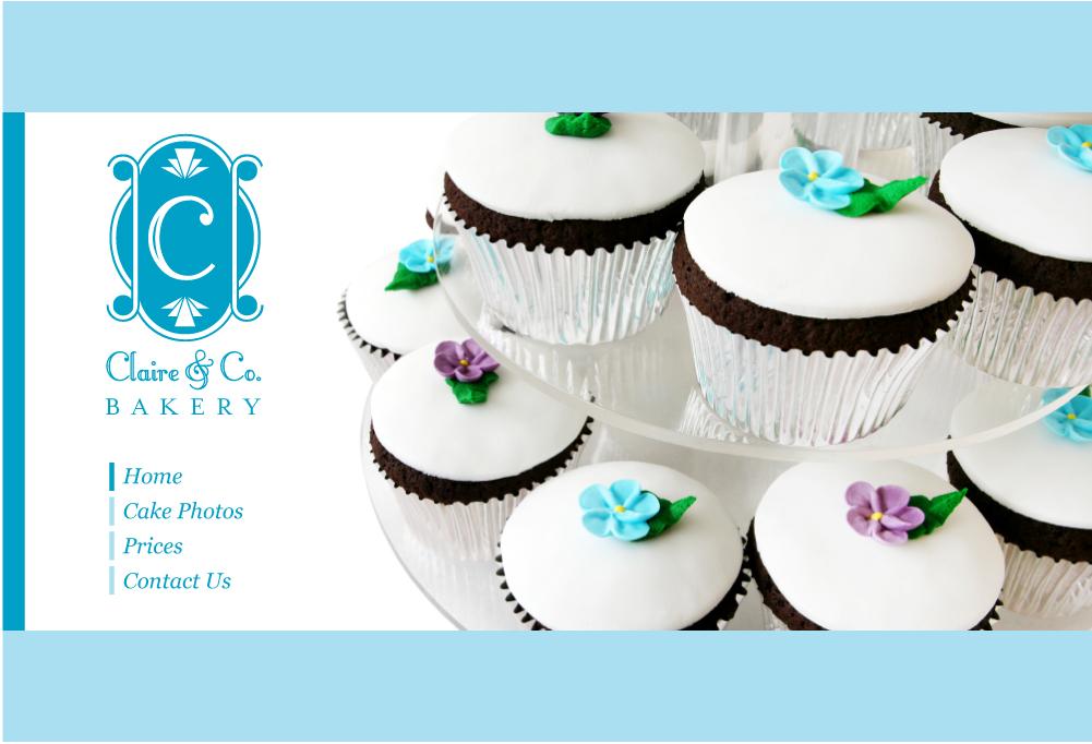Creative Bakery Website Designs