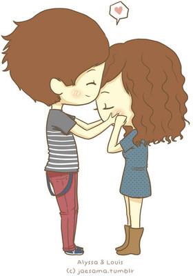 Cute Cartoon Couples Tumblr