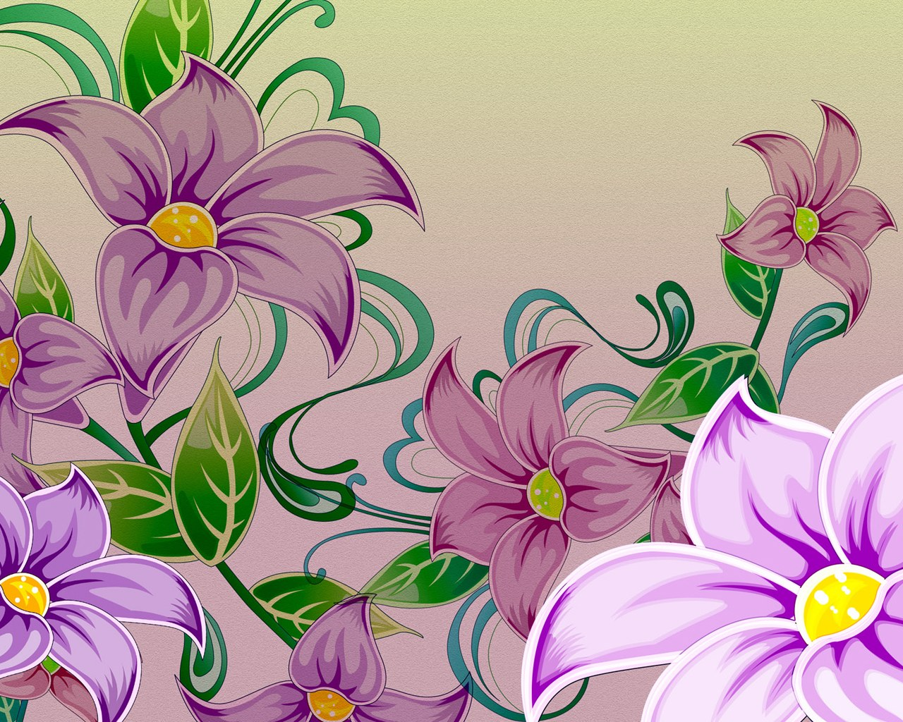 Design Flower Floral Art