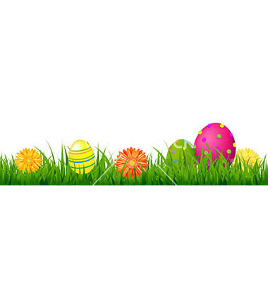 16 Happy Easter Free Vector Borders Images - Happy Easter ...