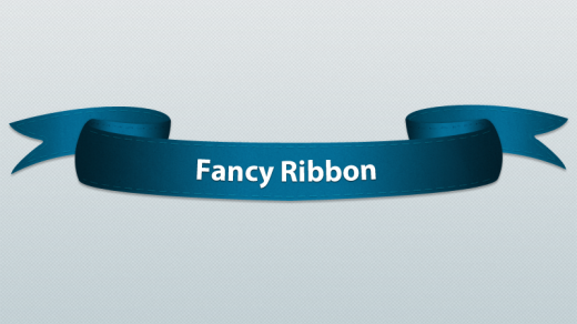 10 Free Psd Ribbons Metallic Images