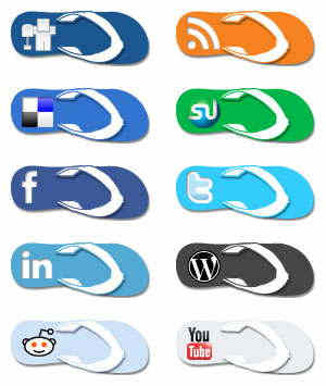 7 Cool Social Media Icons Images