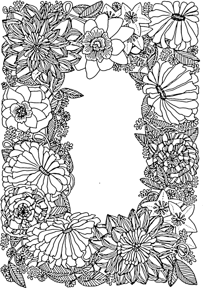 19 cool flower pattern design images how to draw cool