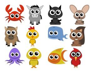Free Animal Icons