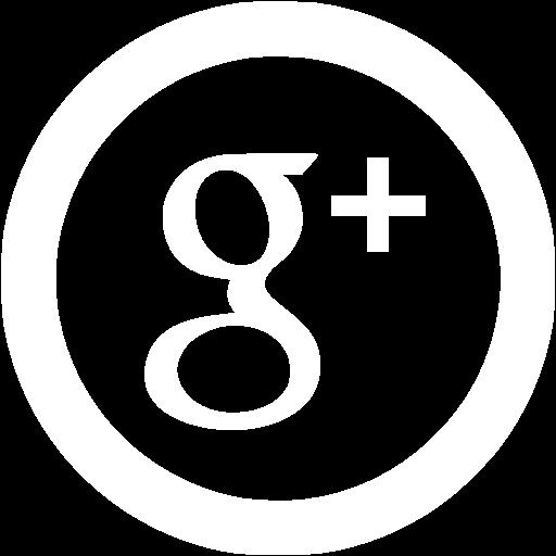 Google Plus Icon White Transparent