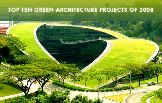 12 Green Building Design Examples Images