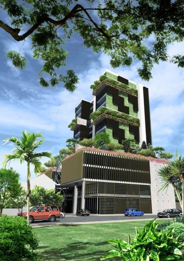 Green Architecture Design
