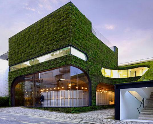 18 Green Architecture Eco-Friendly Buildings Designs Images